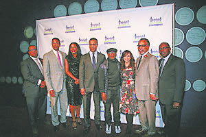 Monday, the Bedford Stuyvesant Restoration Corporation honored Rosie Perez, William Thompson Sr. and Bruce Gordon at the annual Restore Brooklyn ...