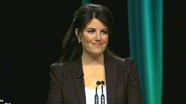Lewinsky TED Talk Recounts Devastating Consequences Of