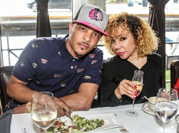 T.I. & Tiny have a new baby girl.