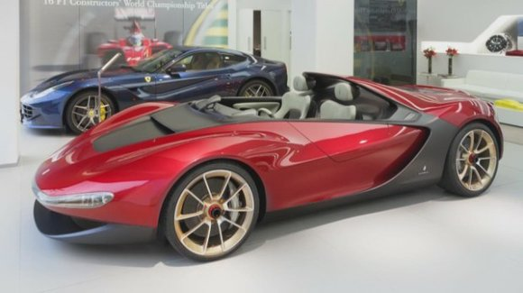 """""""The separation of Ferrari will preserve the cherished Italian heritage and unique position of the Ferrari business and allow [Fiat ..."""