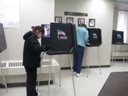 Voters have a full ballot to complete this time around, with races ranging from U.S. Senate and Illinois governor down to park district referendums.