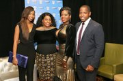 Ebone Stowers, Deavra Daughtry, Fantasia Barrino and Chaz Hammonds