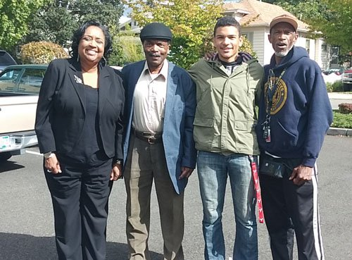 The election of leaders for the Portland NAACP will be held on Saturday, Nov. 15 at the Red Cross Building, ...