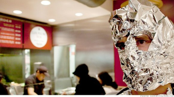 The chain is giving $3 burritos, tacos, salads and bowls to anyone who comes to one of its stores wearing ...