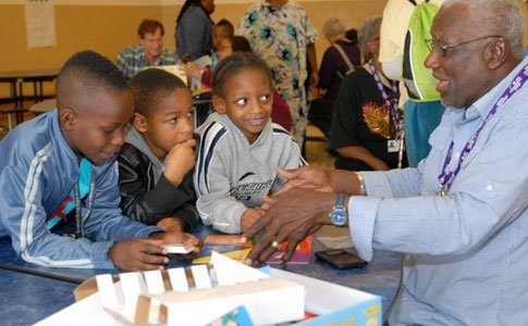 "AARP Experience Corps, Baltimore City will celebrate ""National Make a Difference Day"" by hosting their 6th Annual Fall Literacy Festival ..."