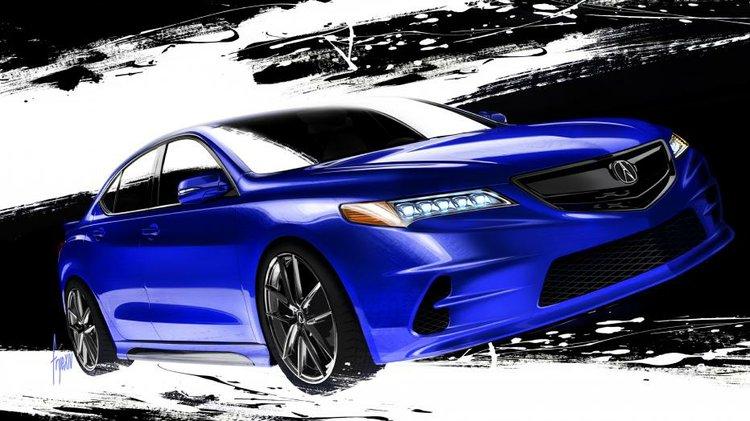 Acura TLX stays conservative for SEMA Show tuner car | Houston Style on volkswagen website, john deere website, nissan website, infiniti website, lexus website, land rover website, porsche website, aston martin website, honda website,