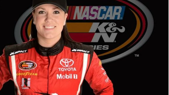 NASCAR K&N Pro Series East driver and Drive for Diversity graduate Mackena Bell will make her NASCAR Nationwide debut with ...