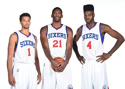 The Philadelphia 76ers are hoping to move forward from the troubling season that the team just had. After a franchise ...