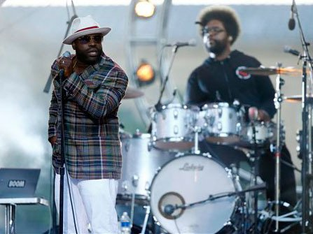 The Grammy-winning hip-hop band created the CAPA Foundation after learning that $1.1 million had been cut from the budget of ...