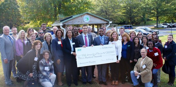 Baltimore Gas and Electric Company (BGE) announced that it is providing more than $300,000 in grants to more than 40 ...