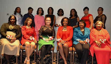 The 2014 African-American Women Achievers were honored on Nov. 2 at the 11th annual award banquet in Almonesson.