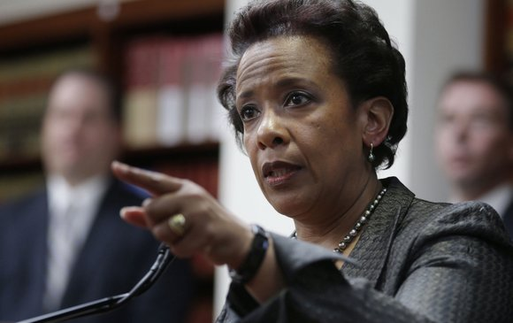 Lynch is a popular prosecutor who is in her second stint as U.S. attorney in the Eastern District of New ...