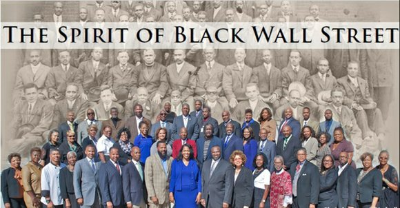 Oct. 18 was a sight to remember, as members of the Black Dollar Project gathered together on the steps of ...