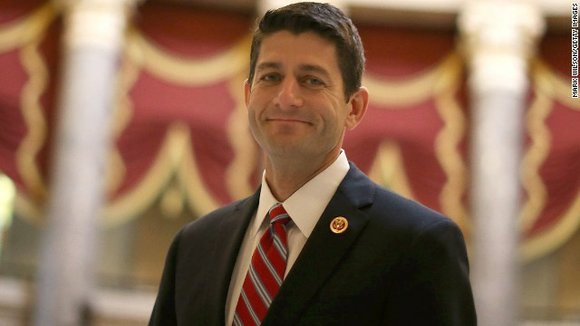 House Speaker Paul Ryan told Republican lawmakers Tuesday that congressional leaders reached an agreement on a massive $1.1 trillion bill ...