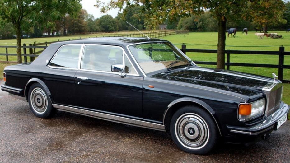 Rare rolls royce two door by hooper heads to auction for Classic motor cars of ellington