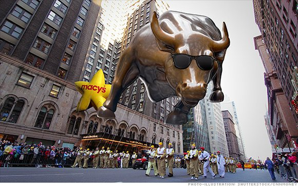 Shares of Macy's popped 4% Wednesday morning even though the retailer lowered its earnings outlook for the fourth quarter -- ...