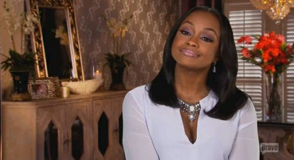 Phaedra's exit from RHOA may be deeper than her lies about Kandi, but there's word she may have the option ...