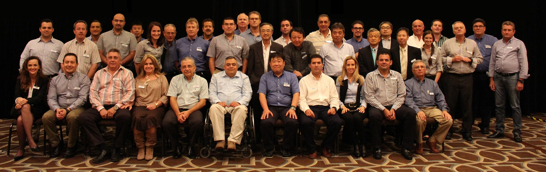 KOBELCO Hosts Successful Latin America Dealer Meeting