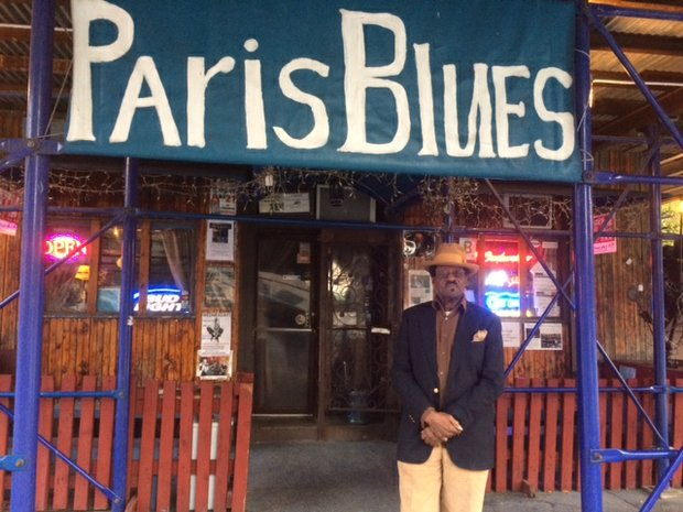 Samuel Hargress Jr., owner of Paris Blues