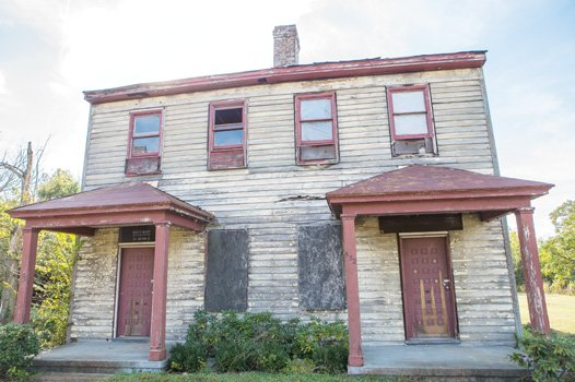 Montague D. Phipps had big dreams three years ago when he bought a derelict duplex from the City of Petersburg ...