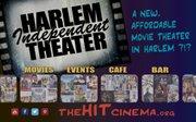 Harlem Independent Theater (HIT) flier.