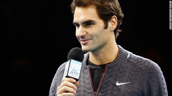 Federer pulled out of the final against Novak Djokovic on Sunday, marking just the third time in his career he ...