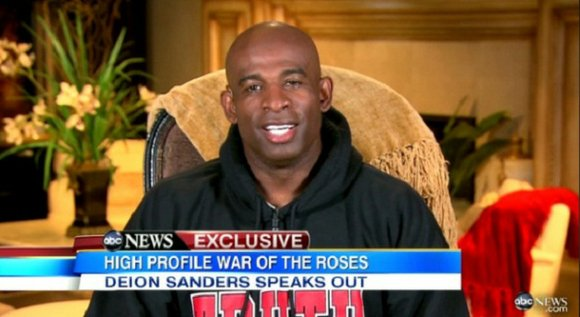 After three years of separation and a year and a half after their divorce, Deion Sanders and ex-wife Pilar Sanders' ...