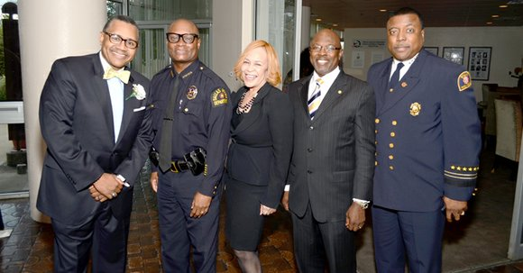 """A star has risen on the spiritual horizon of our city in the person of Dr. Michael Bowie Jr.,"" said ..."