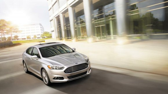 Ford Motor Co. said today it is recalling about 65,000 Fusion sedans in North America because the key can be ...