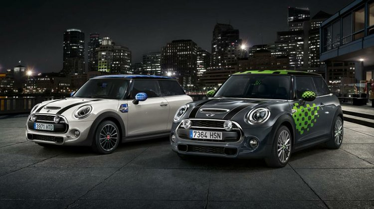 Mini Will Debut A Line Of Tuning Components For The Cooper Two Door Hardtop And