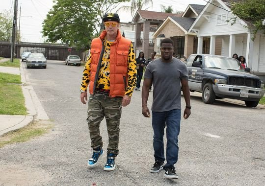The first images for Get Hard have been released, and they show Will Ferrell in a fabulously garish get-up that ...