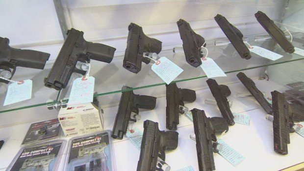 Ferguson Area Gun Sales Surge Ahead Of Jury Decision Houston Style