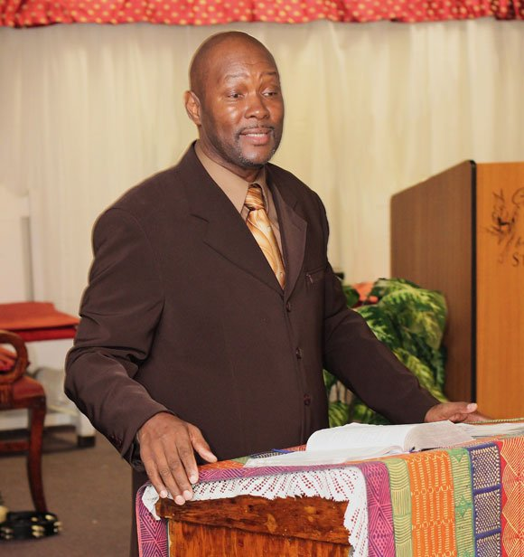 Bishop William T. Smith