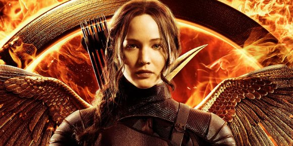 Who doesn't want to have Hunger Games-themed cocktails and embrace their inner Katniss with a bit of archery in preparation ...
