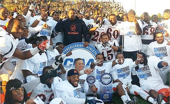 Virginia State University is the CIAA Football Champion for the first time since 1996 and eagerly awaiting its first-ever NCAA ...