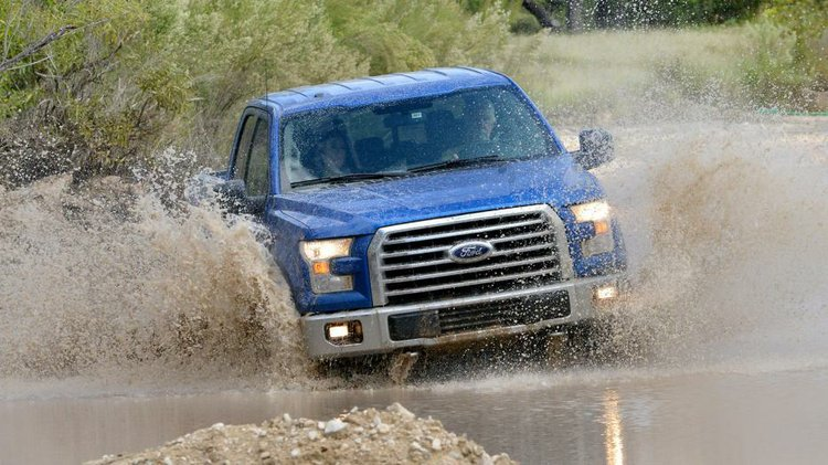 Ford Has Released Fuel Economy Ratings For Its New Aluminum Intensive