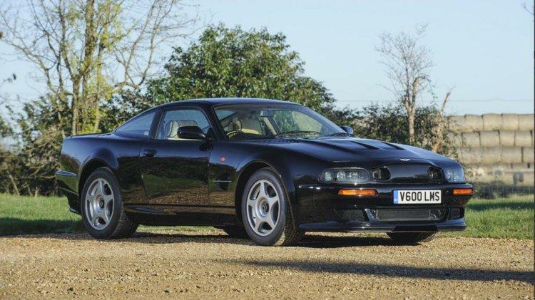 600 Hp Aston Martin Vantage V600 Le Mans Heads To Auction Houston