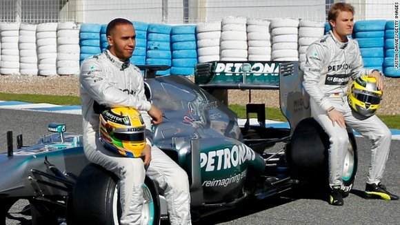 The double world champion has been schooled in the harsh lessons that Formula One can mete out since he joined ...
