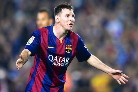 Lionel Messi must sometimes wonder what all the fuss is about but to those in the outside world who remain ...
