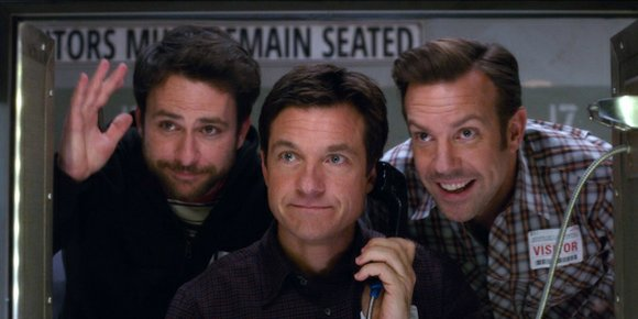 The three dudes with criminal malice in their eyes are about to unleash comedic hell at the box office as ...
