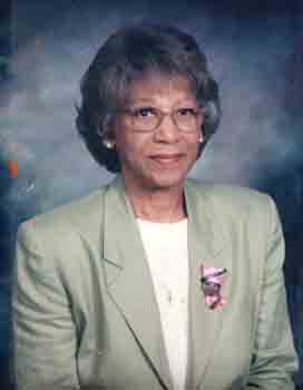 Edna H. McEachin was a librarian assistant at Armstrong High School and taught special education for more than a decade ...