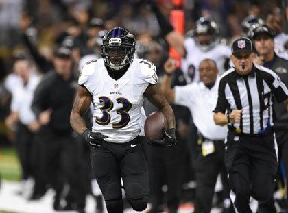 Baltimore Ravens safety Will Hill has settled nicely into a starting role with the team. He is a player who ...