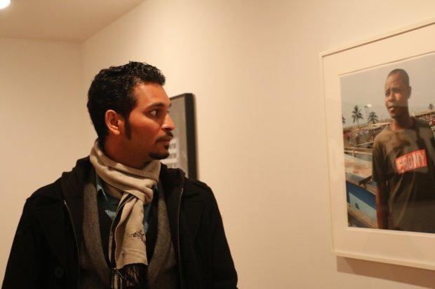Art Shrian at Studio Museum