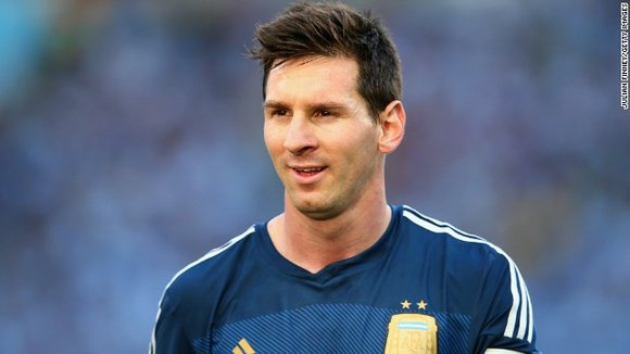 "Here is a look at the life of soccer player Lionel ""Leo"" Messi, who plays for FC Barcelona and Argentina's ..."