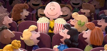 Though the full trailer for the Peanuts animated movie from Blue Sky Animation has already debuted, with Charlie Brown, his ...