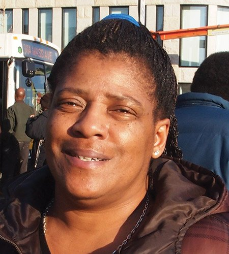 Police are just crazy. They have nothing better to do. — Charlotte H., Self-employed, Dorchester