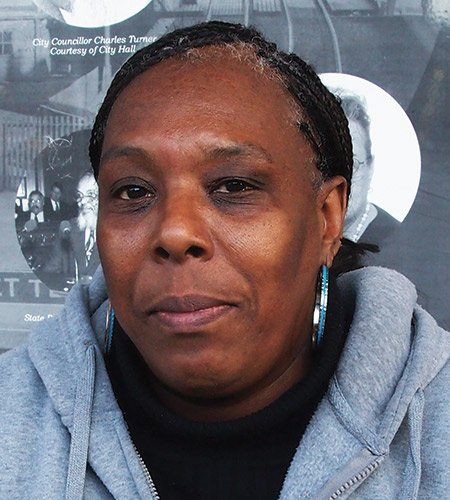 They think most of us are criminally involved. — Judy Blackwell, Certified Nursing Assistant, Dorchester