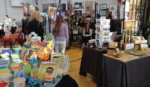 One of the more popular holiday fairs in Portland, the fair offers the ideal shopping venue for handcrafted gifts made ...