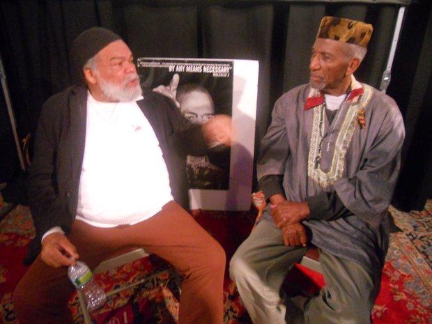 Abdullah Abdur Razzaq and Herman Ferguson