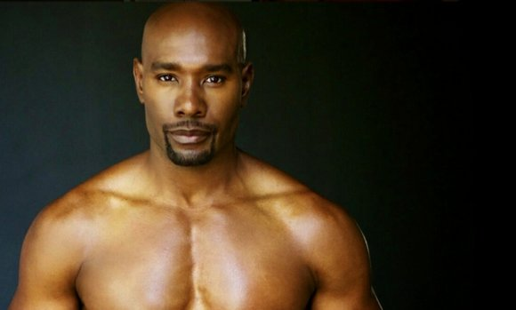 """Actor Morris Chestnut has been eye candy for many women for years in such films as """"The Best Man"""", """"The ..."""